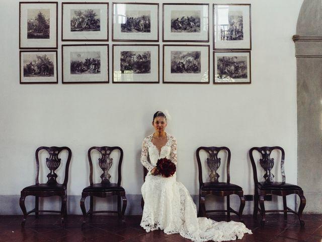 Il matrimonio di Roberto e Sharon a Firenze, Firenze 168