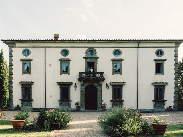 Il matrimonio di Roberto e Sharon a Firenze, Firenze 169