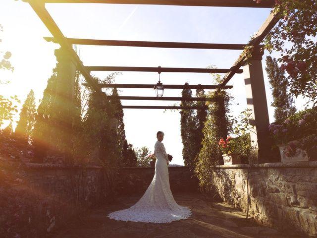 Il matrimonio di Roberto e Sharon a Firenze, Firenze 253