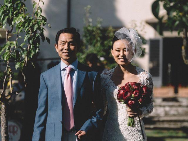 Il matrimonio di Roberto e Sharon a Firenze, Firenze 135