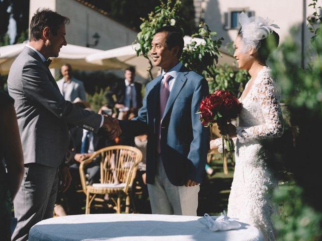 Il matrimonio di Roberto e Sharon a Firenze, Firenze 136