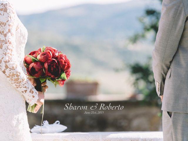 Il matrimonio di Roberto e Sharon a Firenze, Firenze 157