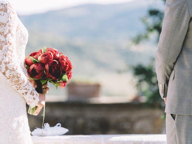 Il matrimonio di Roberto e Sharon a Firenze, Firenze 158