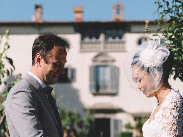 Il matrimonio di Roberto e Sharon a Firenze, Firenze 161