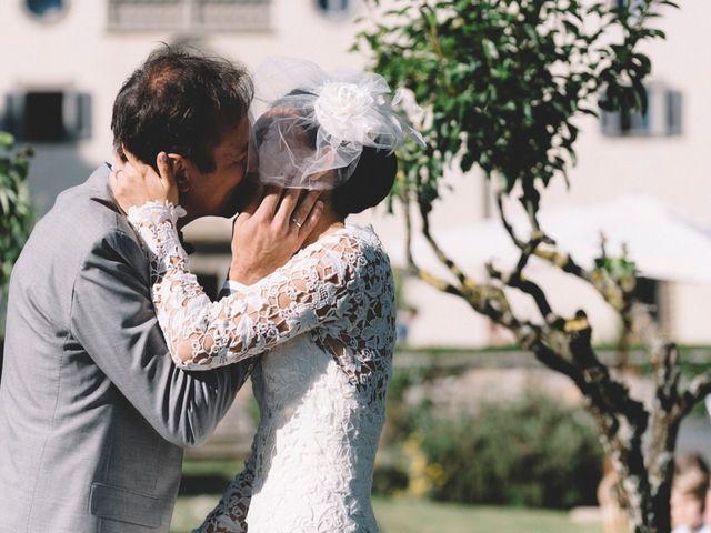Il matrimonio di Roberto e Sharon a Firenze, Firenze 225