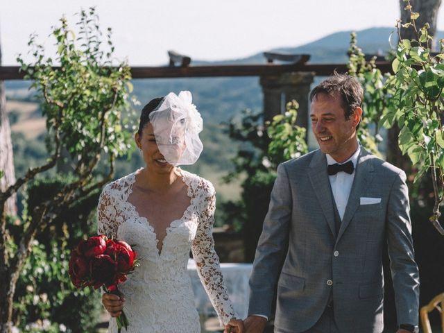 Il matrimonio di Roberto e Sharon a Firenze, Firenze 231