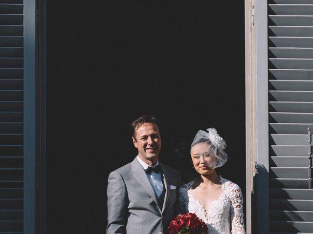 Il matrimonio di Roberto e Sharon a Firenze, Firenze 234