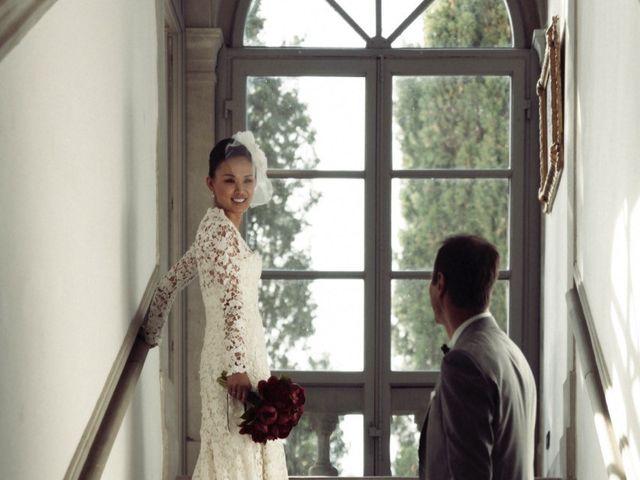 Il matrimonio di Roberto e Sharon a Firenze, Firenze 1