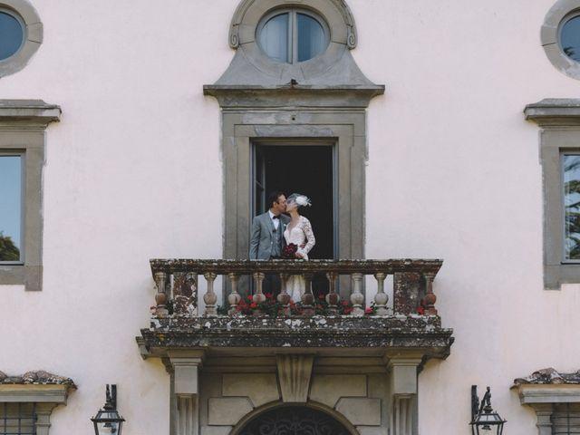 Il matrimonio di Roberto e Sharon a Firenze, Firenze 239
