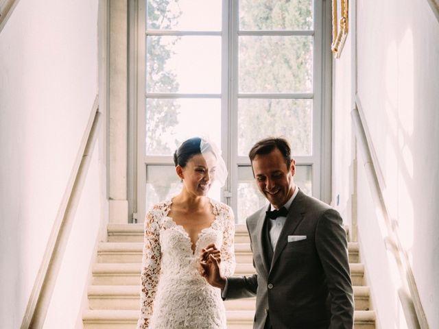 Il matrimonio di Roberto e Sharon a Firenze, Firenze 244