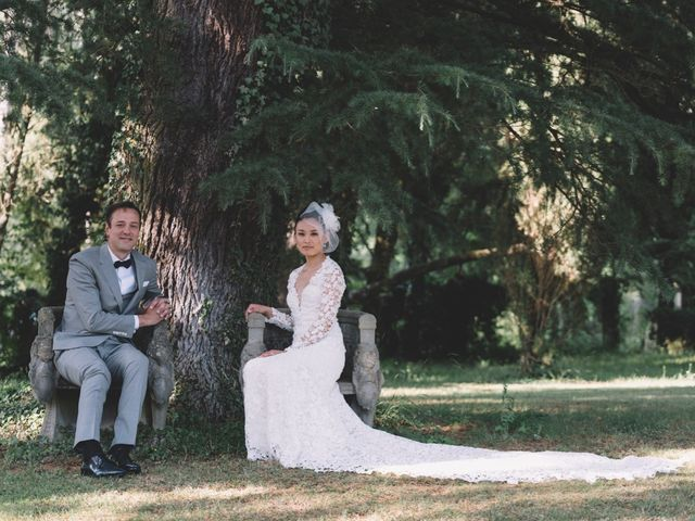Il matrimonio di Roberto e Sharon a Firenze, Firenze 249