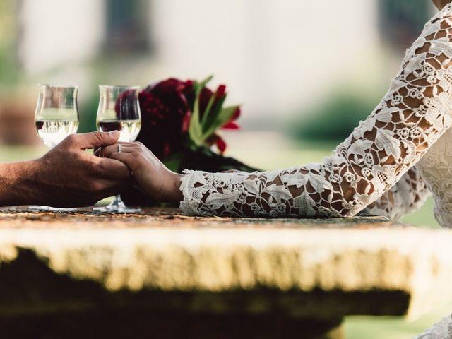 Il matrimonio di Roberto e Sharon a Firenze, Firenze 252