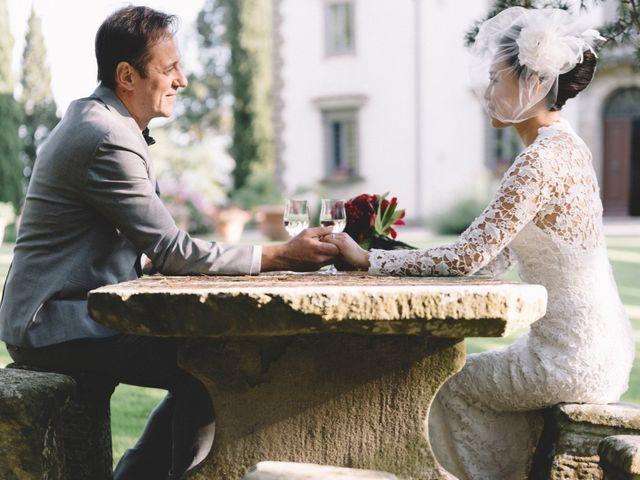 Le nozze di Sharon e Roberto