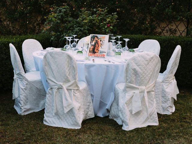 Il matrimonio di Roberto e Sharon a Firenze, Firenze 222