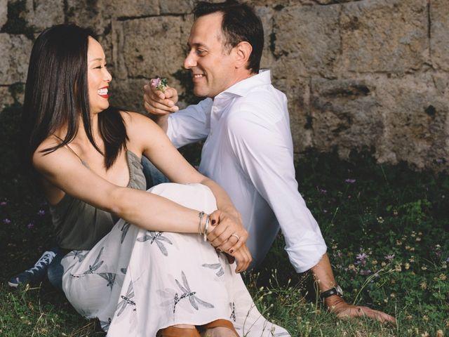 Il matrimonio di Roberto e Sharon a Firenze, Firenze 99