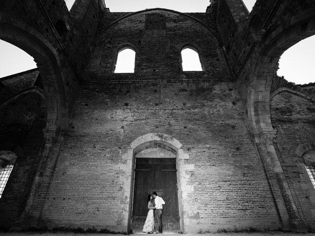 Il matrimonio di Roberto e Sharon a Firenze, Firenze 108