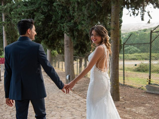 Il matrimonio di Alessio e Maria a Piazza Armerina, Enna 17