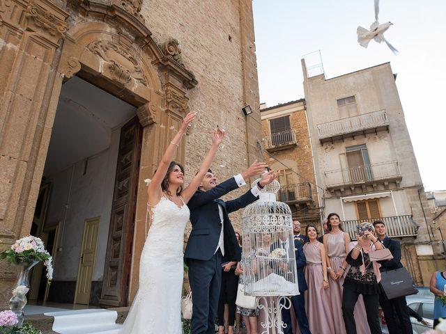 Il matrimonio di Alessio e Maria a Piazza Armerina, Enna 25