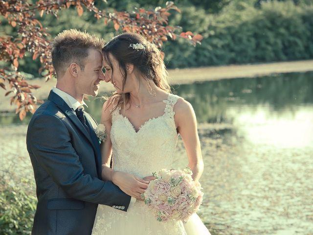 le nozze di Alessia e Marco