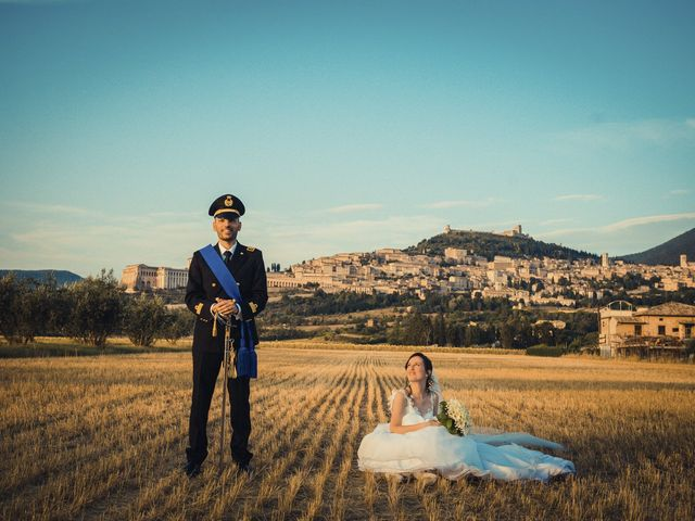 le nozze di Valeria e Danilo