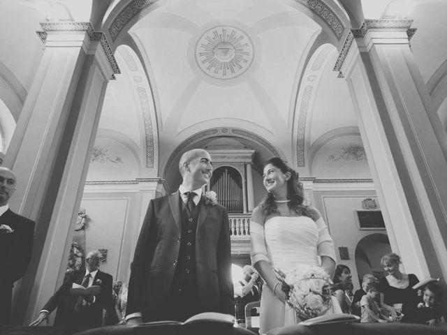 Il matrimonio di Simone e Marilena a Agnadello, Cremona 17