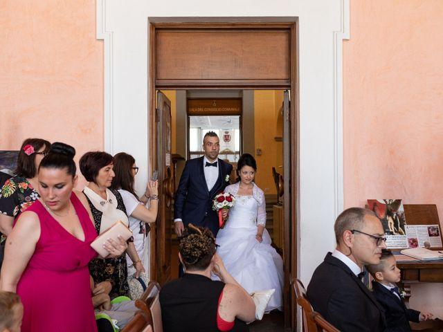 Il matrimonio di Luigi e Caterina a Pontassieve, Firenze 9