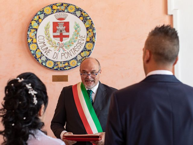 Il matrimonio di Luigi e Caterina a Pontassieve, Firenze 14