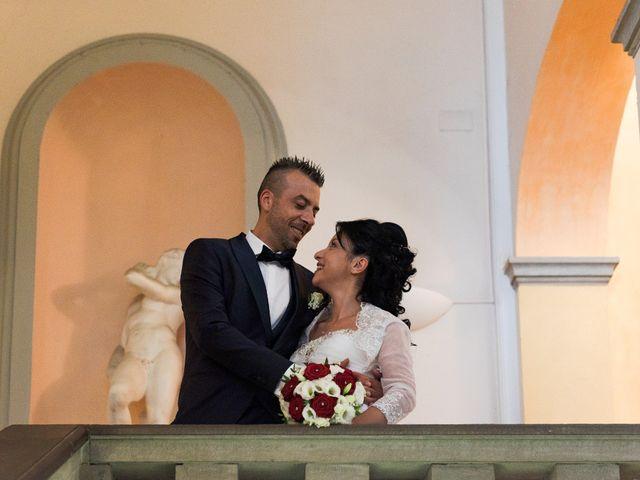 Il matrimonio di Luigi e Caterina a Pontassieve, Firenze 15