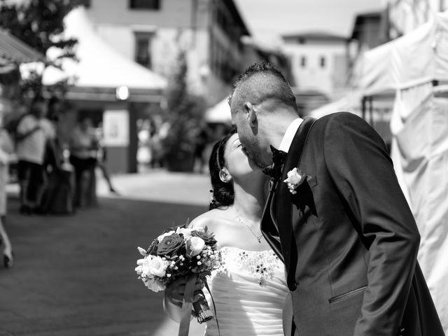 Il matrimonio di Luigi e Caterina a Pontassieve, Firenze 16