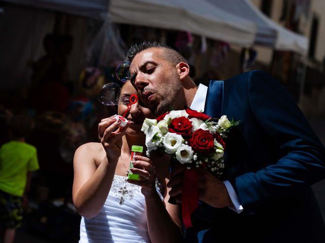 Le nozze di Caterina e Luigi