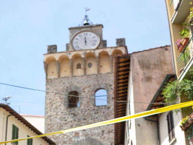Il matrimonio di Luigi e Caterina a Pontassieve, Firenze 17