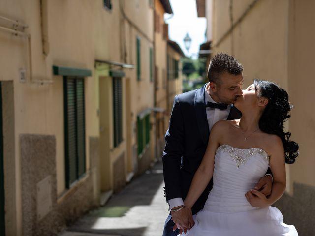 Il matrimonio di Luigi e Caterina a Pontassieve, Firenze 18