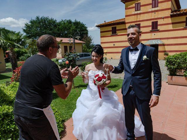 Il matrimonio di Luigi e Caterina a Pontassieve, Firenze 21