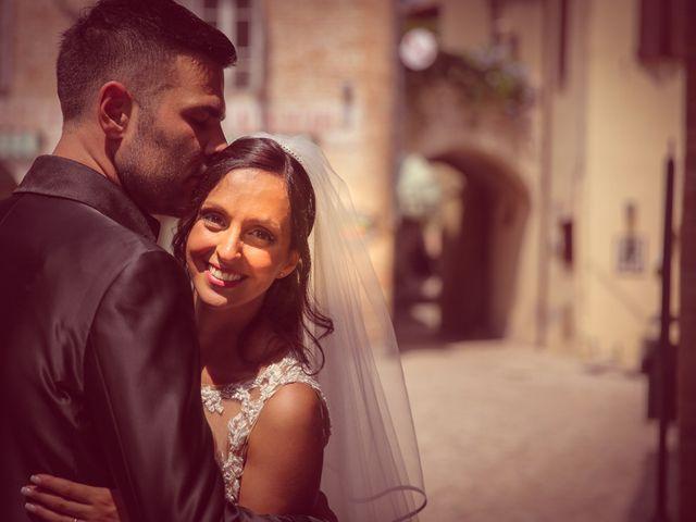 le nozze di Erika e Daniele