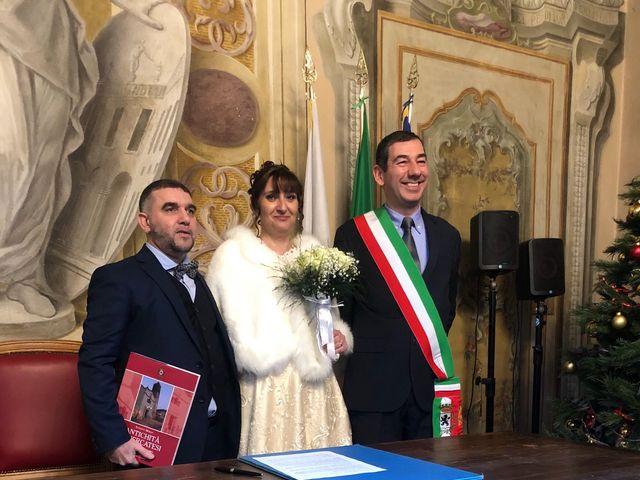 Il matrimonio di Nadia  e Stefano Daniele  a Vimercate, Monza e Brianza 3