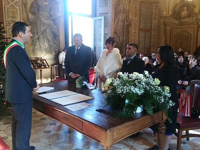 Il matrimonio di Nadia  e Stefano Daniele  a Vimercate, Monza e Brianza 1