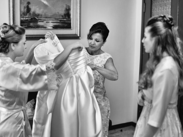 Il matrimonio di Ugo e Roberta a Gussago, Brescia 11