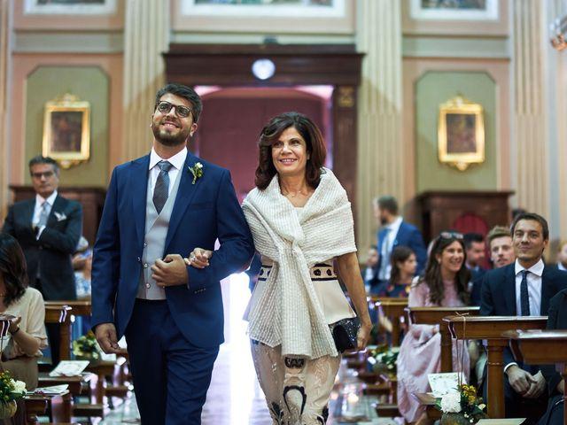 Il matrimonio di Ugo e Roberta a Gussago, Brescia 21