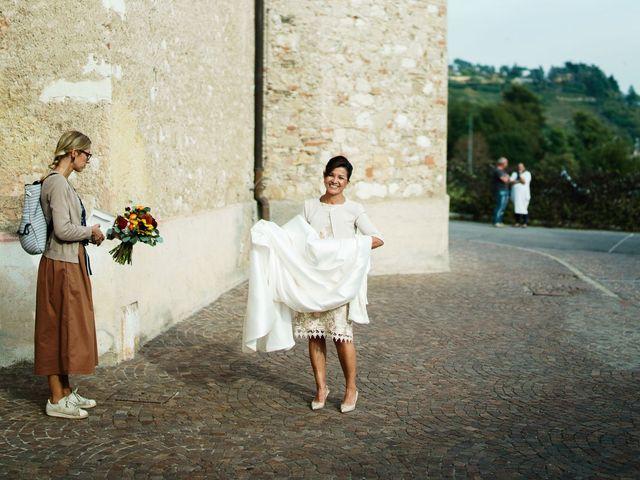Il matrimonio di Ugo e Roberta a Gussago, Brescia 22