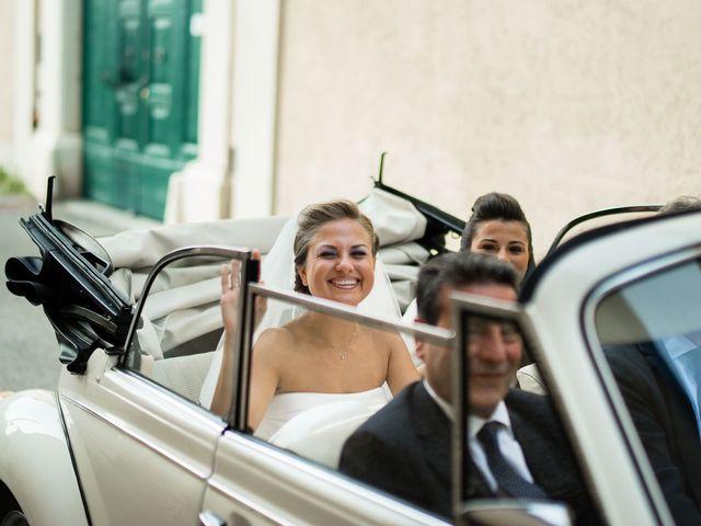 Il matrimonio di Ugo e Roberta a Gussago, Brescia 23
