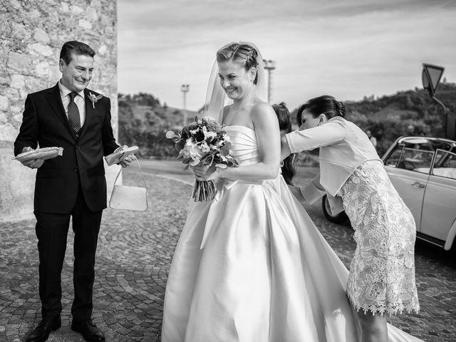 Il matrimonio di Ugo e Roberta a Gussago, Brescia 25