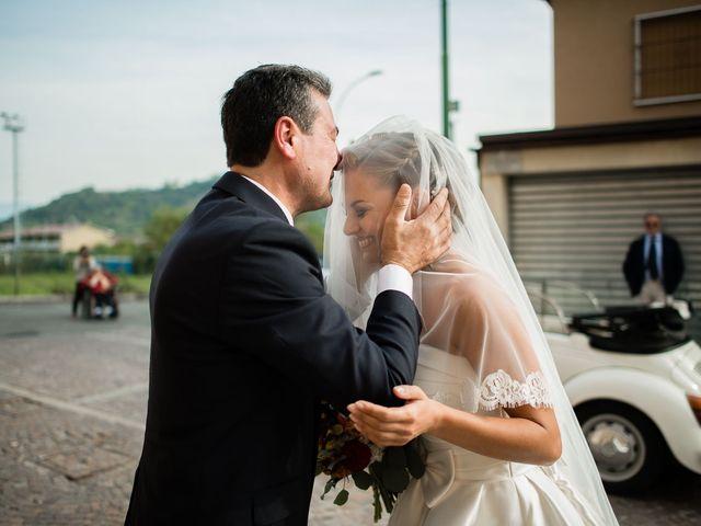 Il matrimonio di Ugo e Roberta a Gussago, Brescia 27