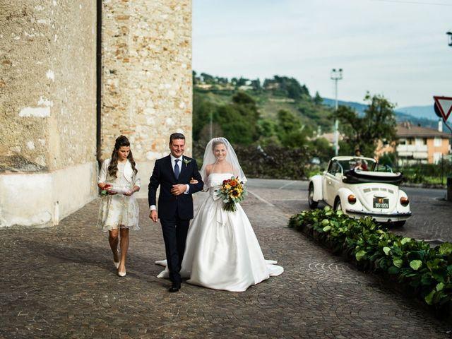Il matrimonio di Ugo e Roberta a Gussago, Brescia 28