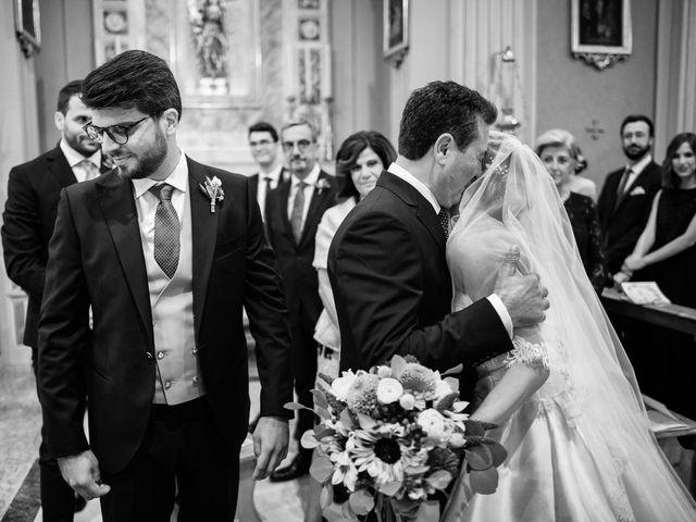 Il matrimonio di Ugo e Roberta a Gussago, Brescia 1