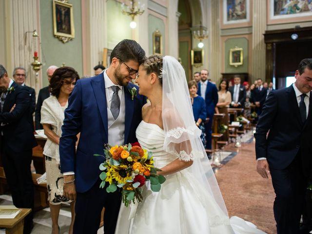 Il matrimonio di Ugo e Roberta a Gussago, Brescia 32