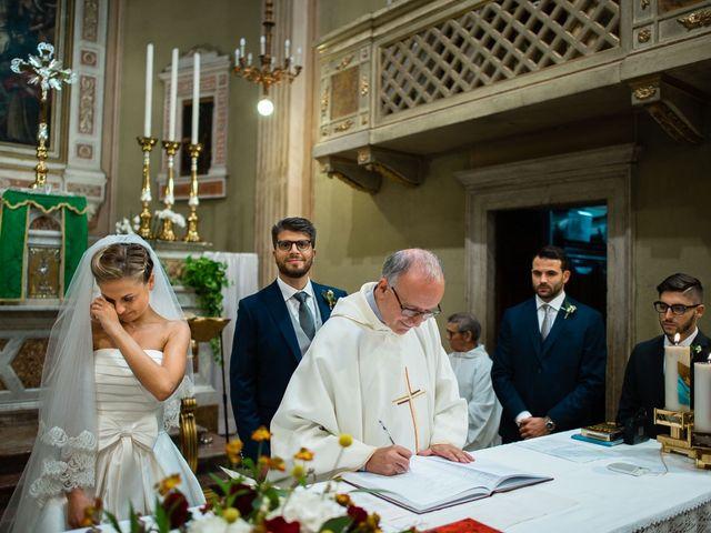 Il matrimonio di Ugo e Roberta a Gussago, Brescia 41