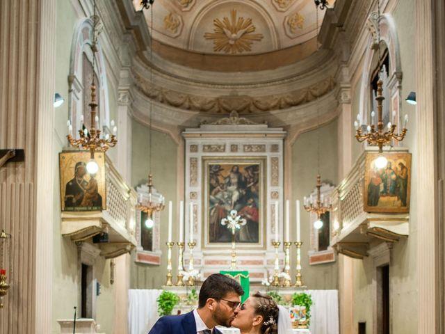 Il matrimonio di Ugo e Roberta a Gussago, Brescia 42