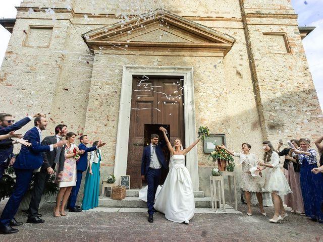 Il matrimonio di Ugo e Roberta a Gussago, Brescia 43