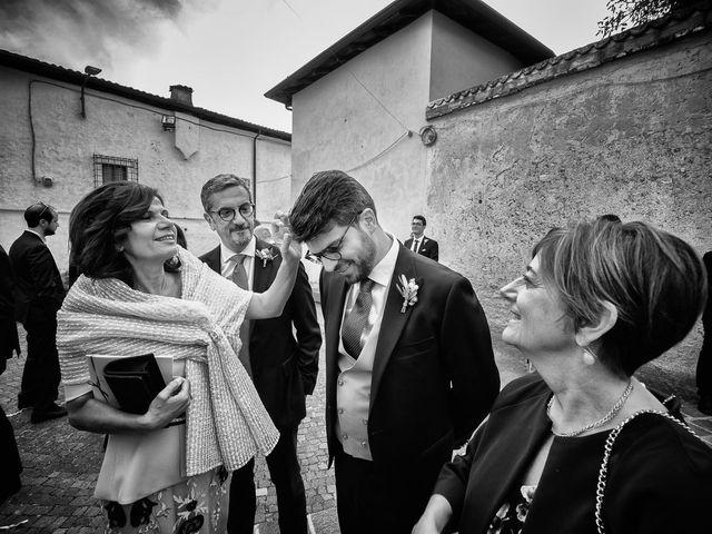 Il matrimonio di Ugo e Roberta a Gussago, Brescia 45
