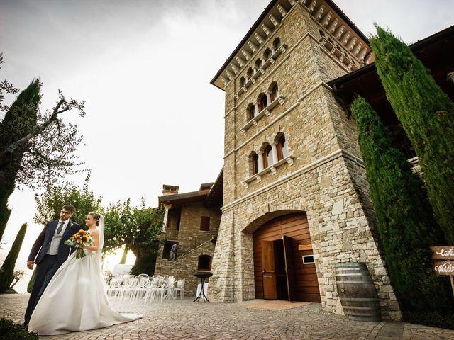 Il matrimonio di Ugo e Roberta a Gussago, Brescia 50